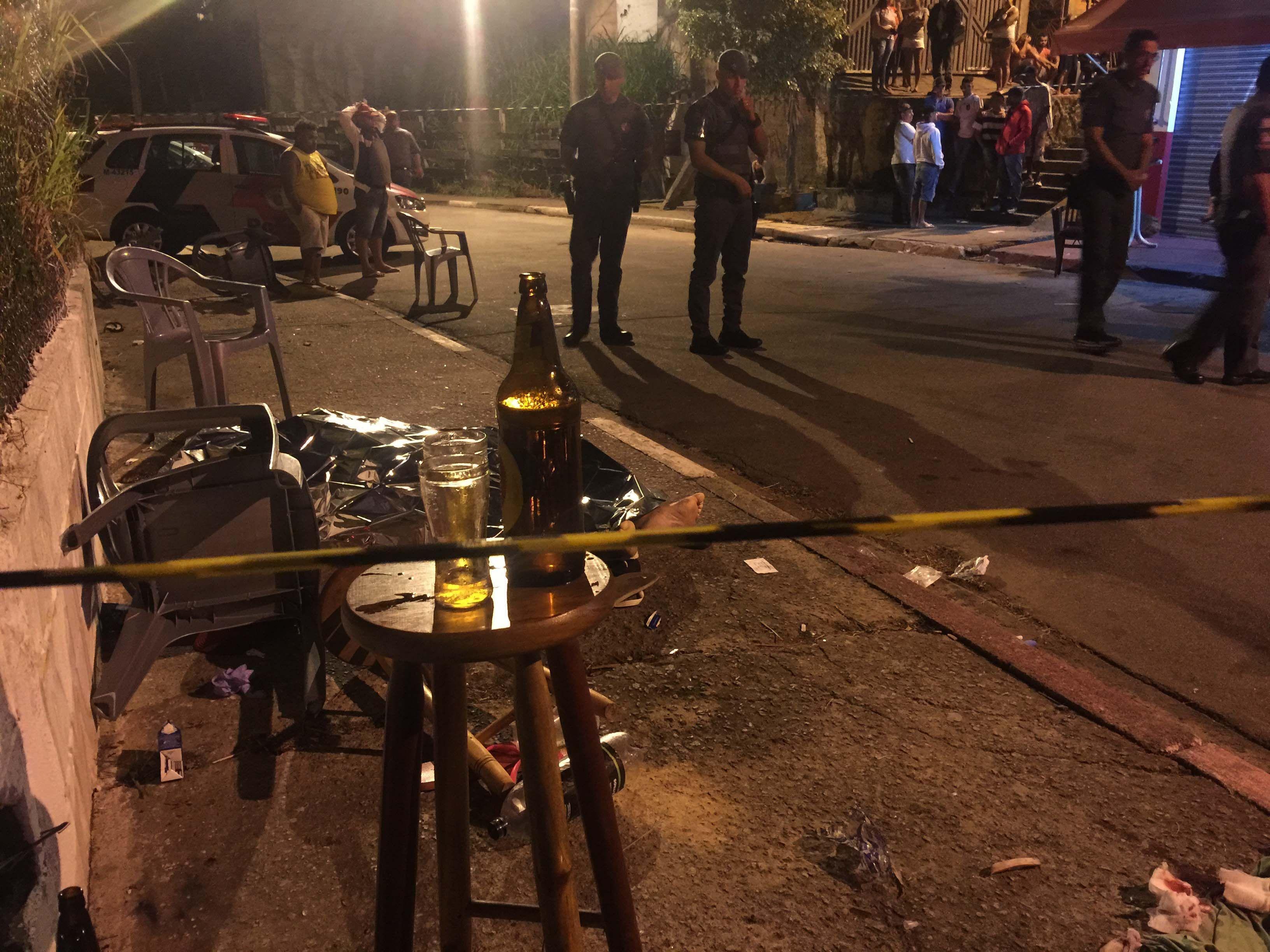 Duas chacinas deixam dez mortos em São Paulo