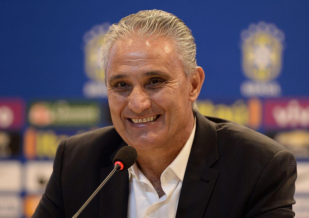 Tite conta com clubes brasileiros para analisar rivais