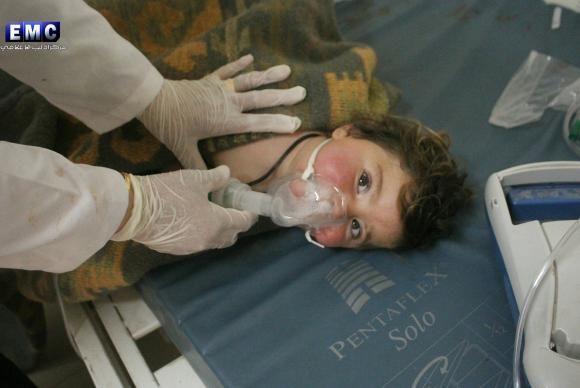 Síria: autópsias confirmam uso de armas químicas