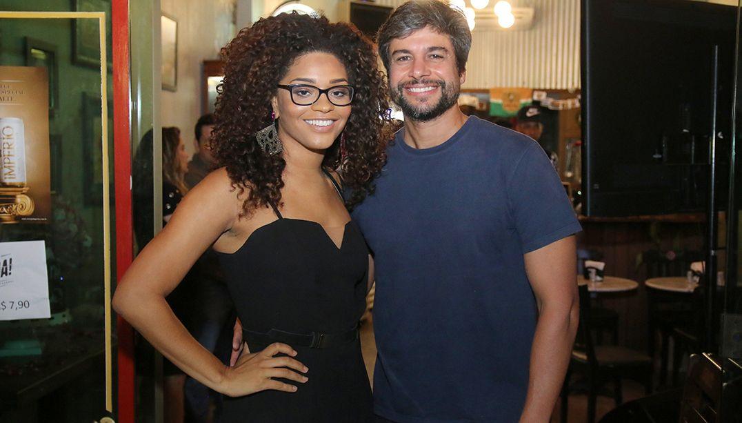 Juliana Alves anuncia que está grávida do primeiro filho