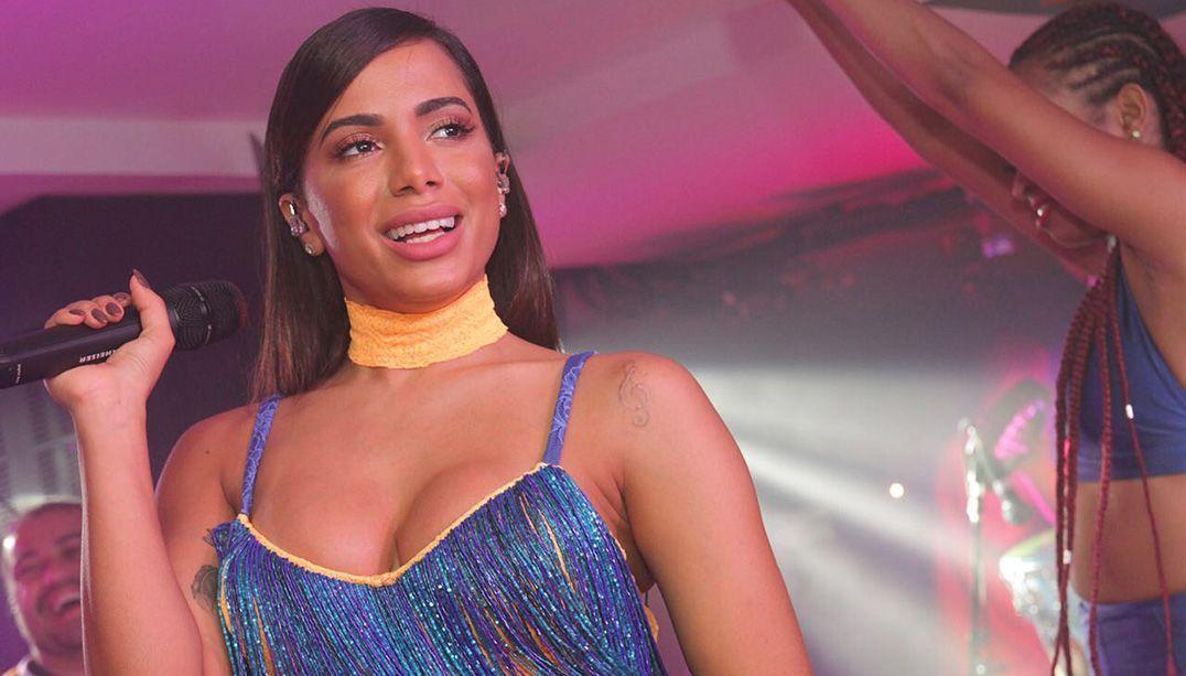 Anitta aparece em ranking da Billboard de redes sociais