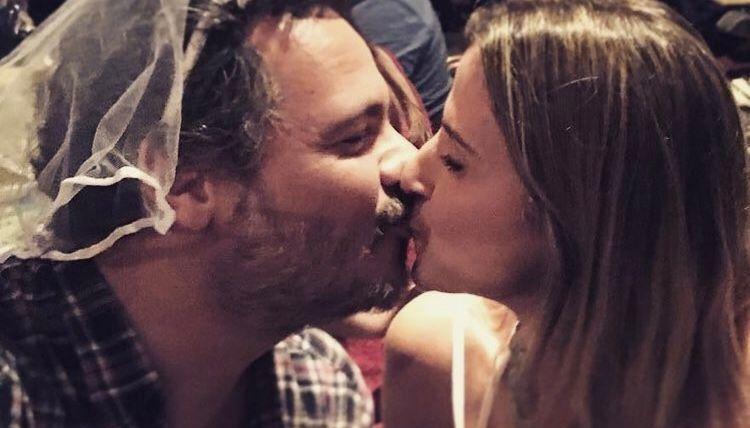 Danton Mello se casa com Sheila Ramos