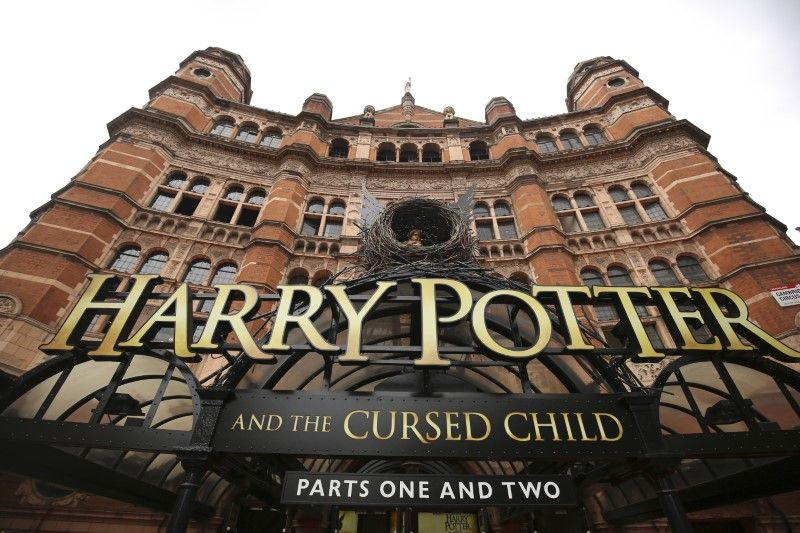 Harry Potter obtém vitória mágica na premiação Olivier Awards