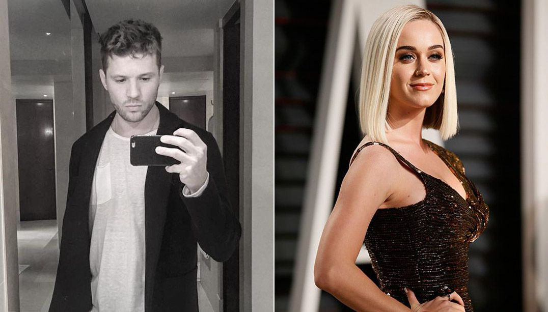 Image result for Katy Perry and Ryan Phillippe: Next romance?