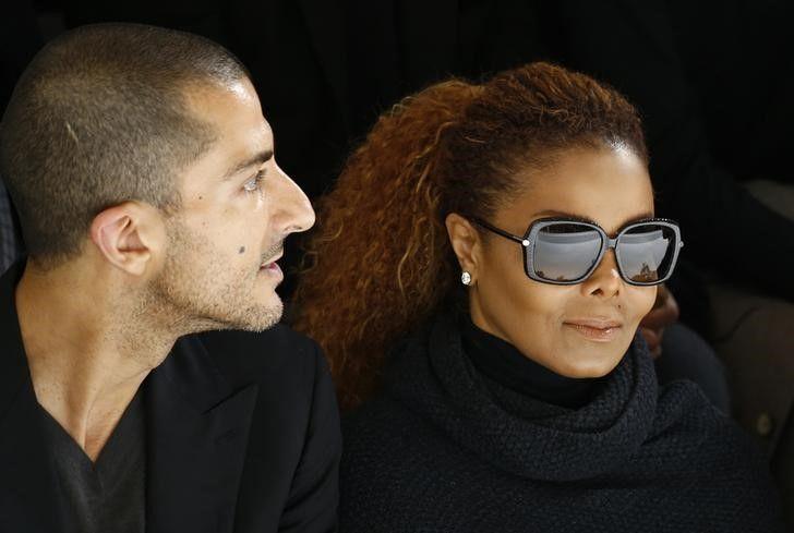Janet Jackson e marido se separam