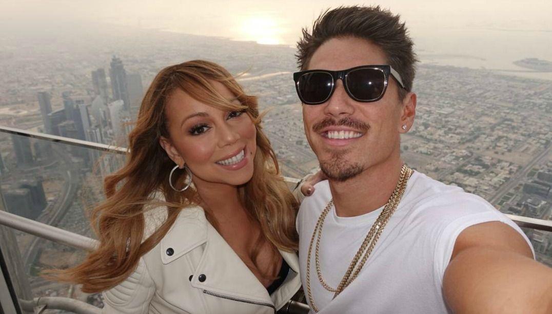 Mariah Carey termina o namoro com Bryan Tanaka