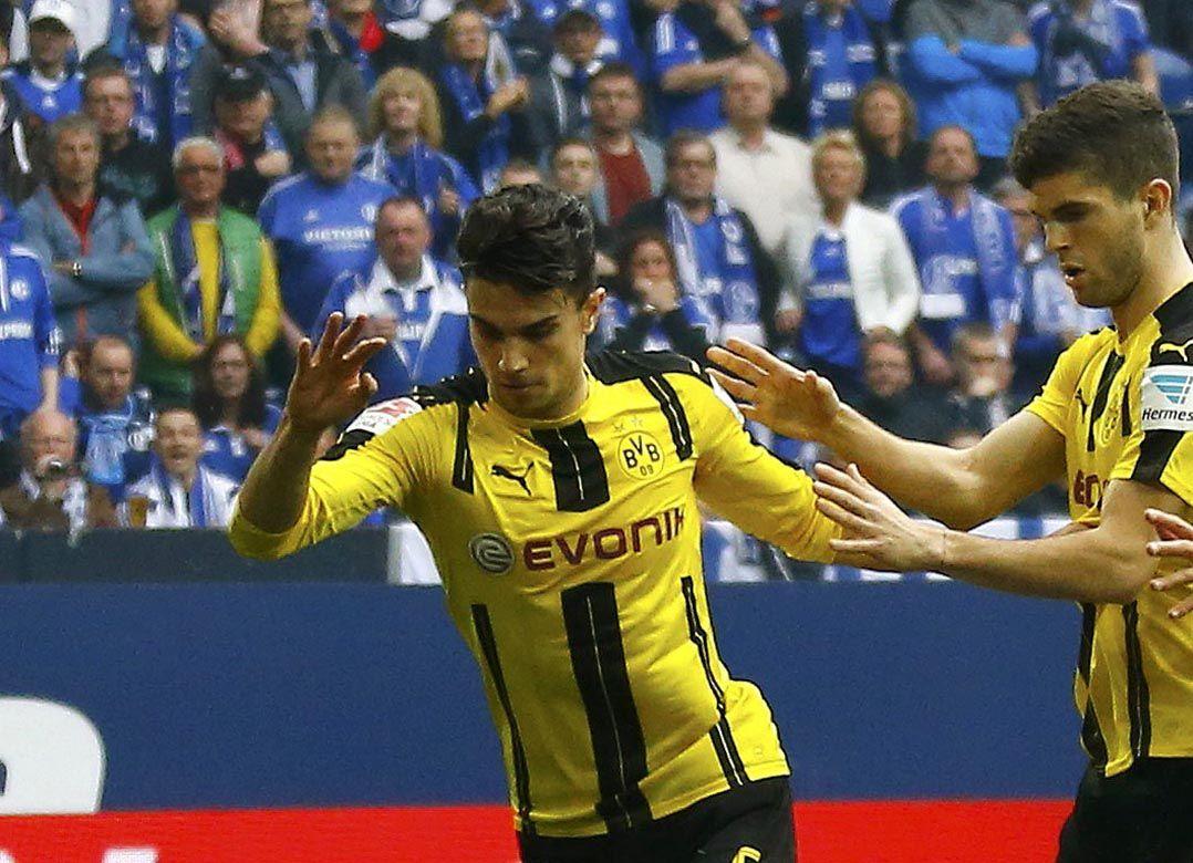 Bartra em ação pelo Borussia Dortmund
