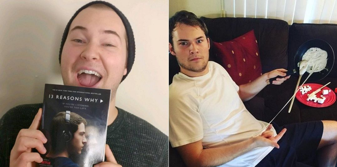 Ator de 13 Reasons Why é hostilizado por conta de seu personagem