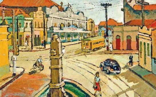 Margs reúne obras dos 'modernistas' gaúchos