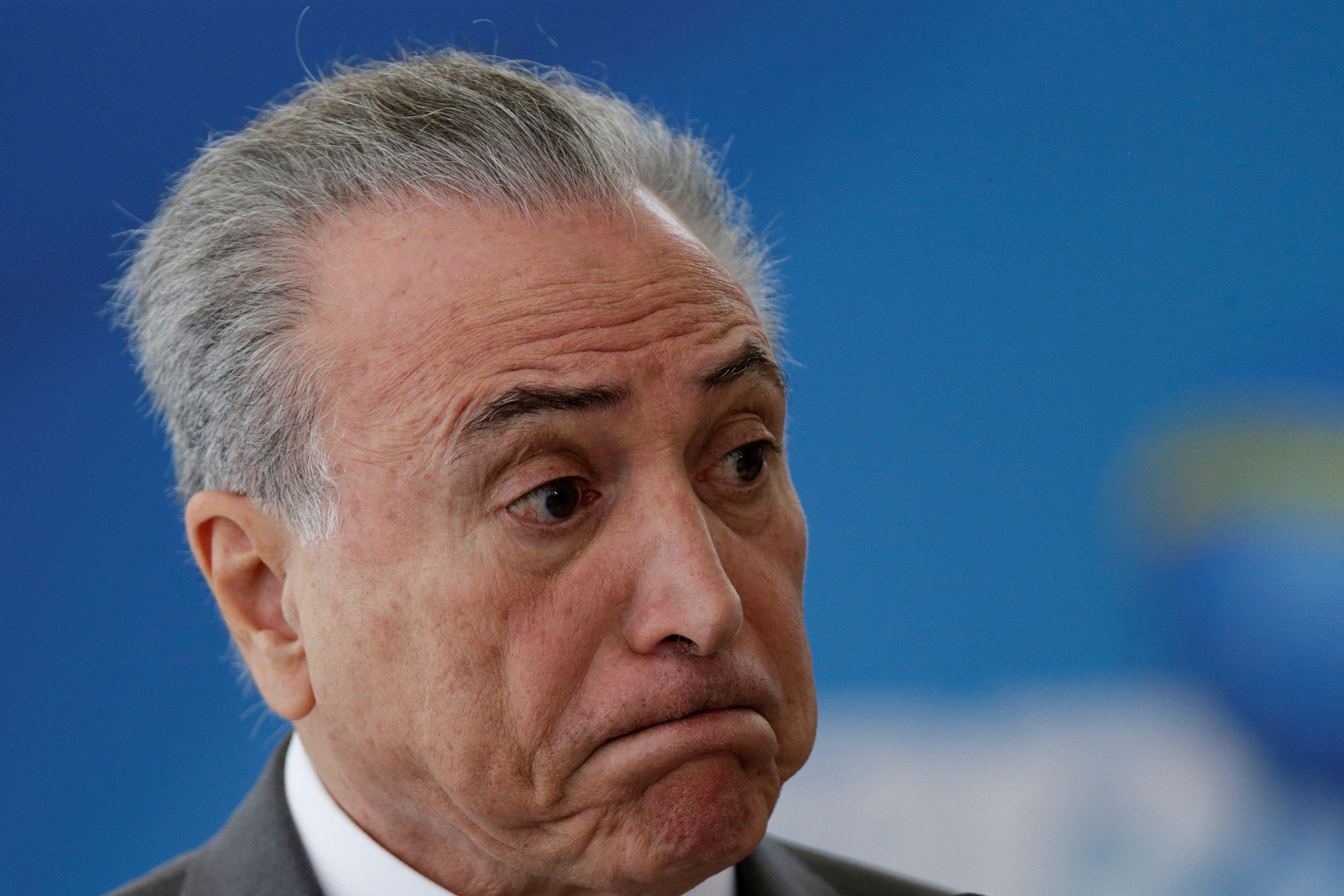 Comissão foi aberta no Supremo no dia 5 de maio do ano passado / Ueslei Marcelino/Reuters