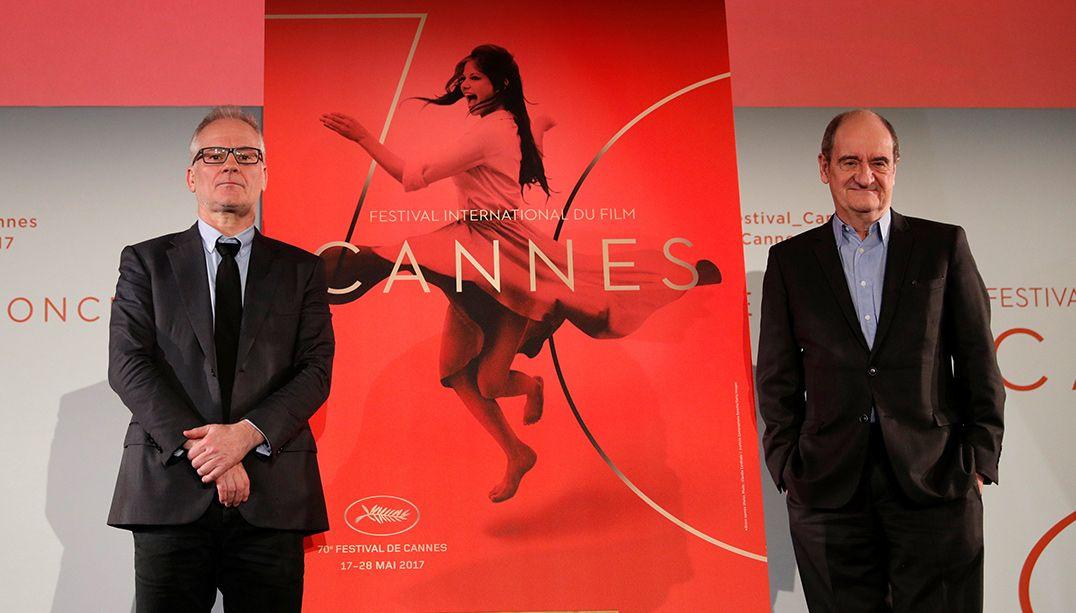Festival de Cannes não terá filmes do Brasil em suas mostras