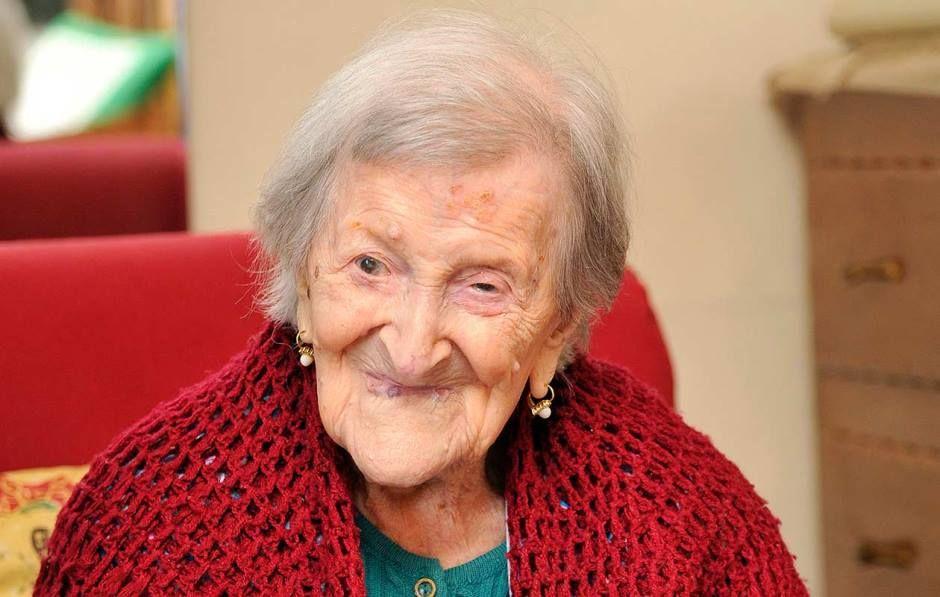 Aos 117 anos, morre a pessoa mais velha do mundo