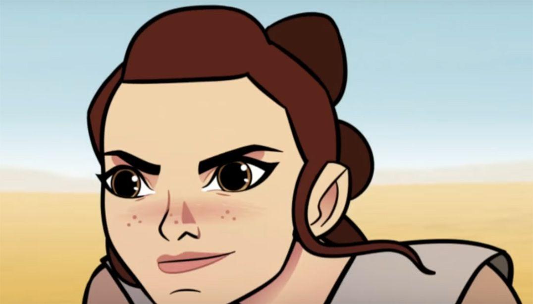 Curtas da franquia Star Wars focarão em personagens femininas