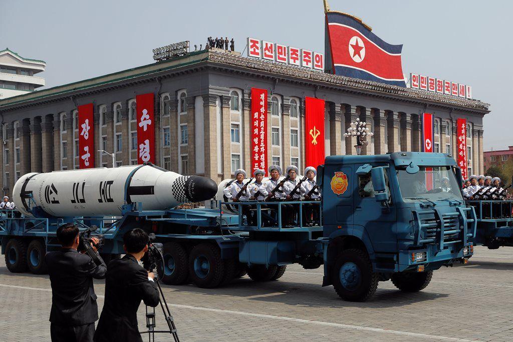 EUA podem ter sabotado míssil de Pyongyang