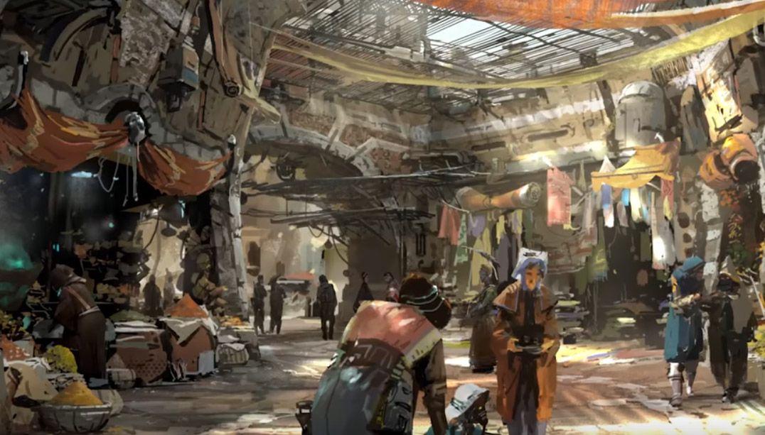 Disney revela detalhes sobre áreas temáticas de Star Wars