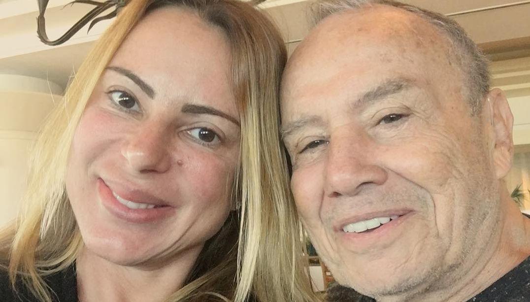 Mulher de Stênio Garcia continua em coma induzido