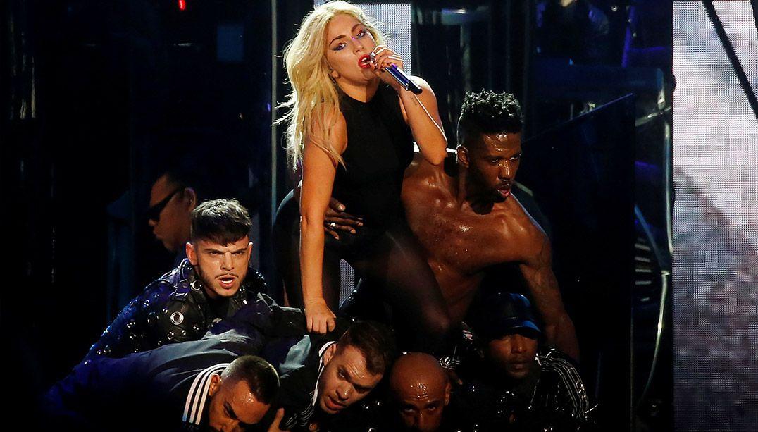 Lady Gaga substituiu Beyoncé no evento