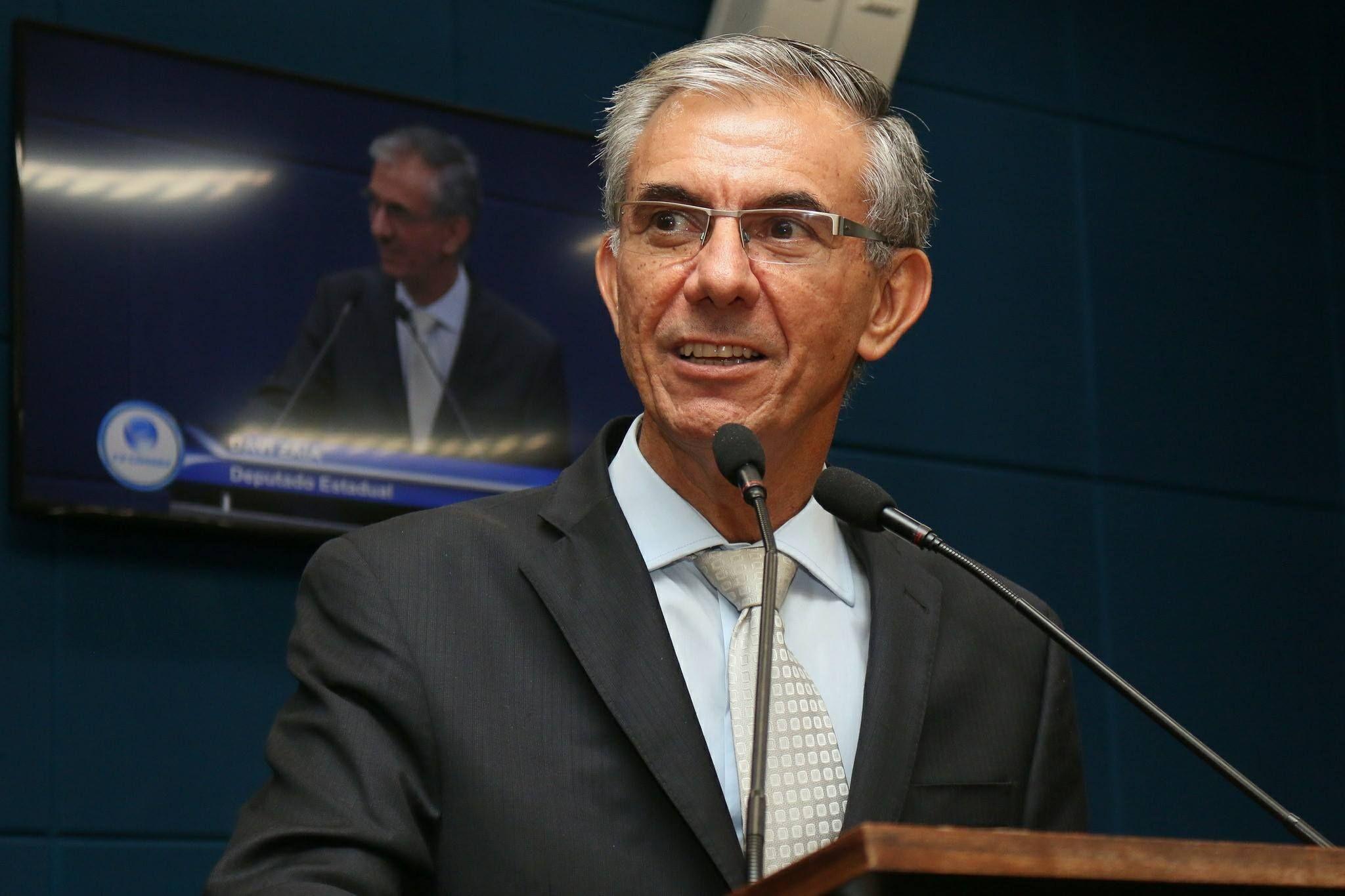 O deputado estadual Davi Zaia disse que a troca de cargo foi normal / Divulgação