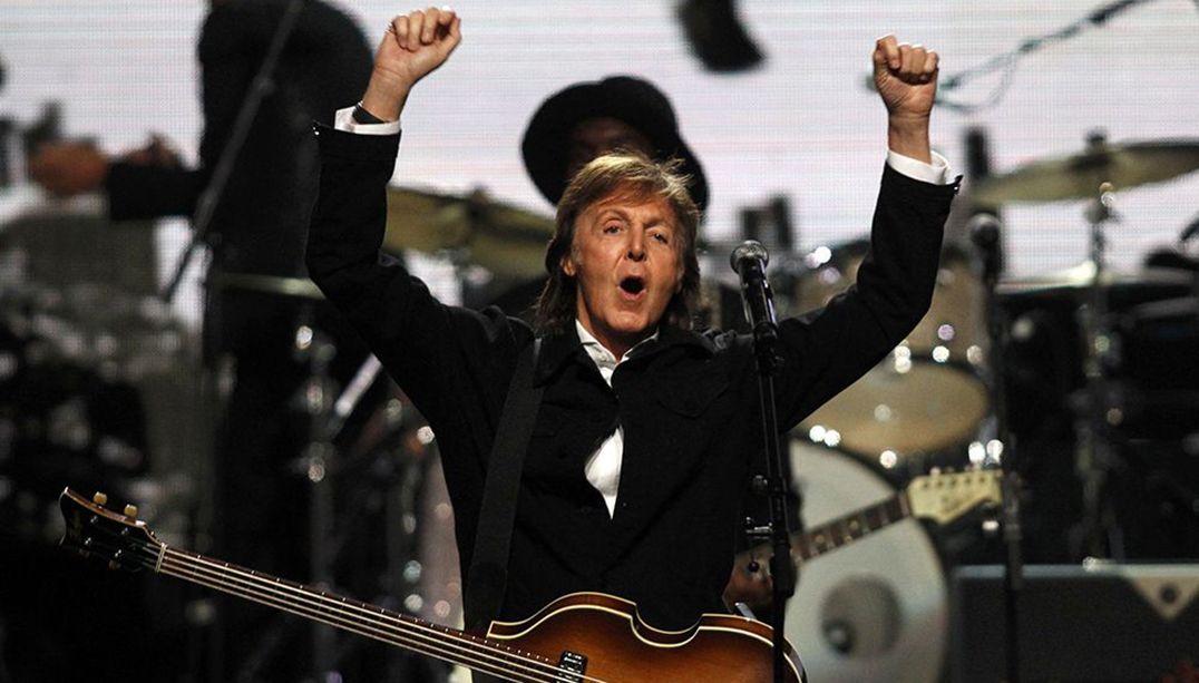 Paul McCartney manda recado para fãs do Brasil