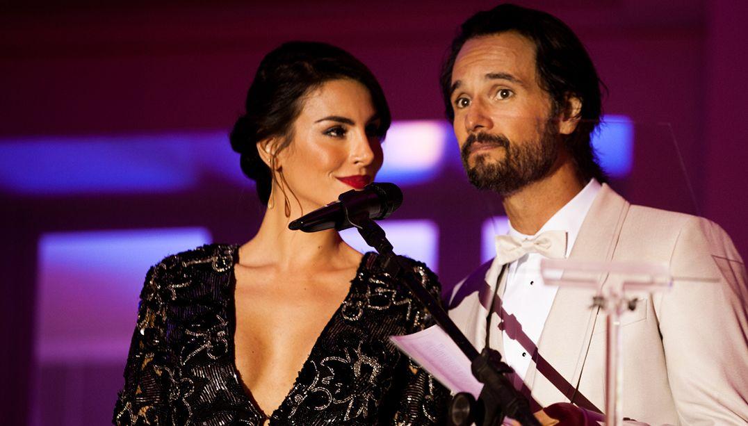 Mel e Rodrigo vão batizar a filha como Nina / AgNews