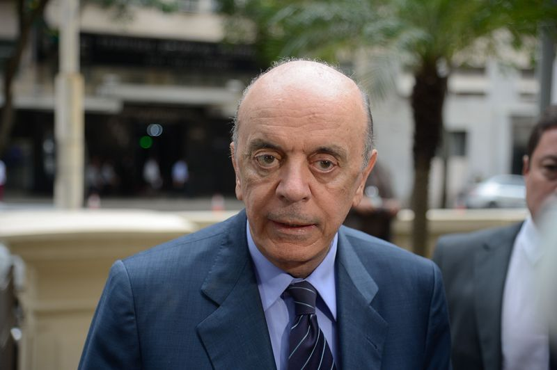 Em dezembro, ex-ministro foi submetido a uma cirurgia na coluna cervical / Tomaz Silva/Agência Brasil