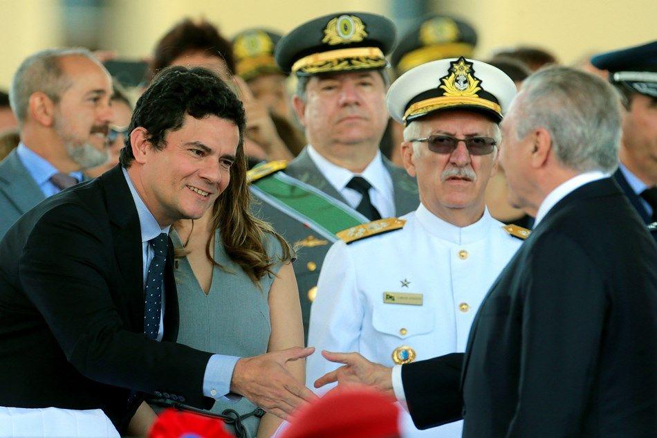 "Brasil vive uma ""aguda crise moral"", diz comandante do Exército"