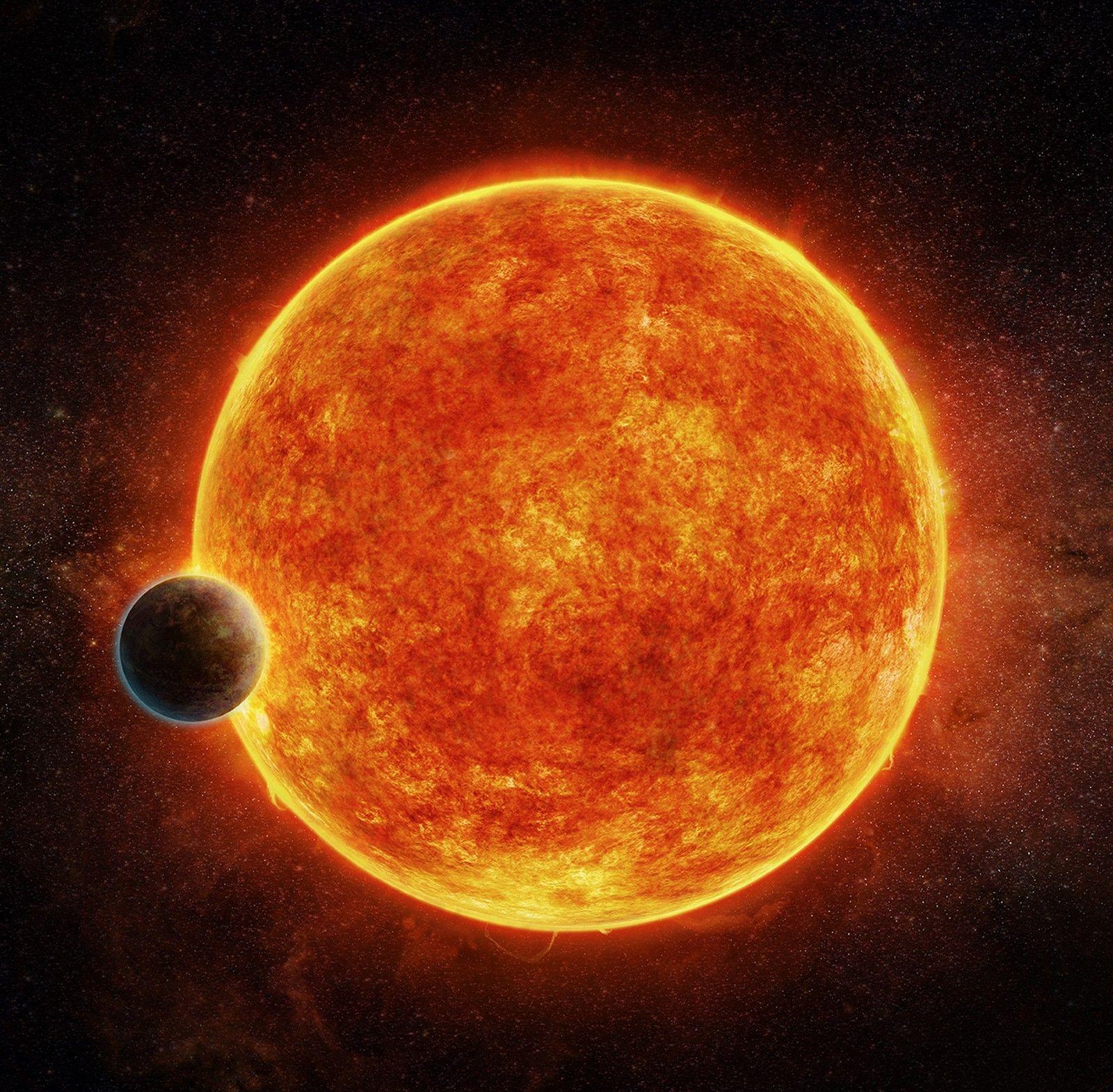 Nasa anuncia descoberta de novo planeta que pode abrigar vida