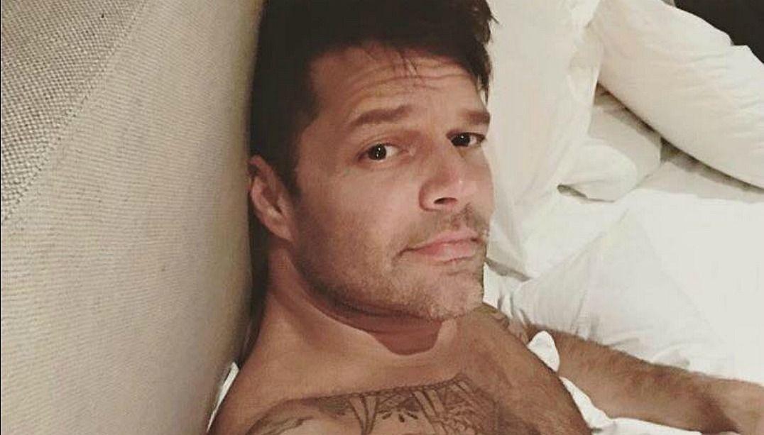 Ricky Martin revela que deseja aumentar a família