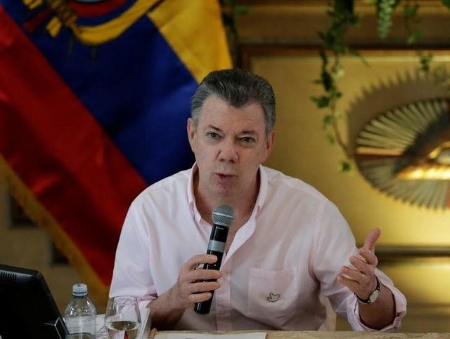 Juan Manuel Santos afirma que