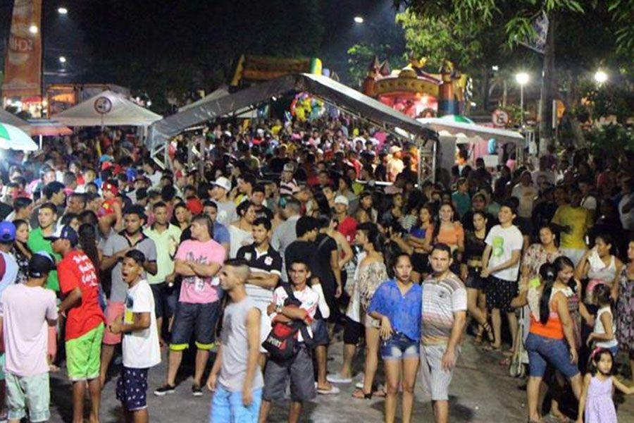 Festa começa a partir das 19h, perto do shopping Sumaúma / Divulgação