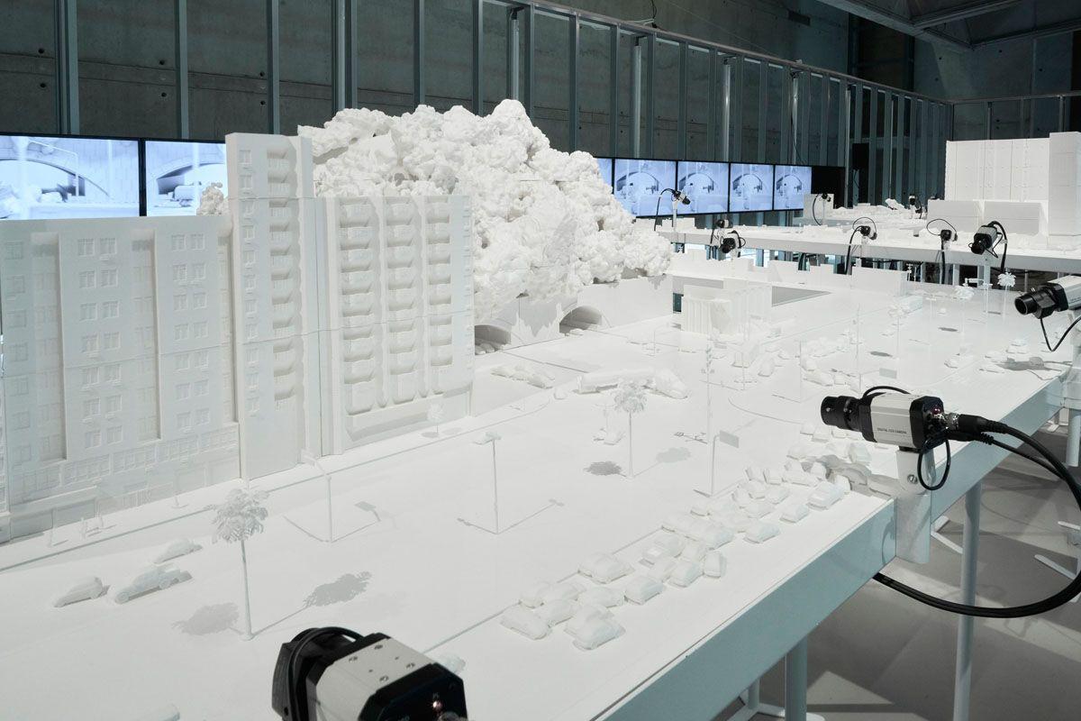 Control Syntax Rio faz parte de série de exposições sobre cidades inteligentes. / Divulgação