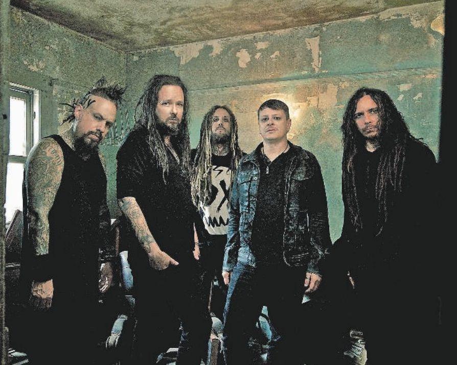 Banda americana, Korn, se apresenta no domingo na Capital