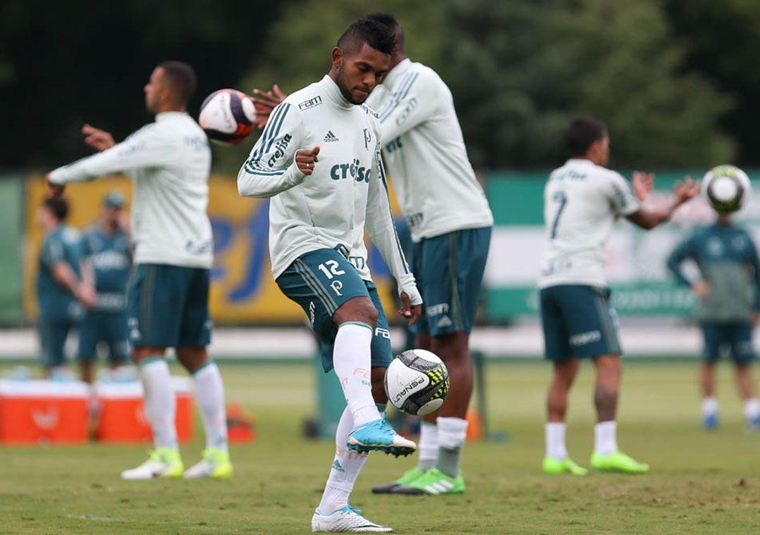 05c0024f99 Borja foi a contratação mais cara do Palmeiras (Foto  Cesar Grecco Palmeiras  Divulgação)