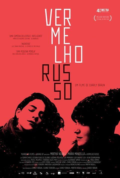 Dica de cinema: Vermelho Russo