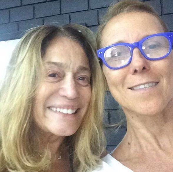 Susana Vieira surpreende com foto sem maquiagem