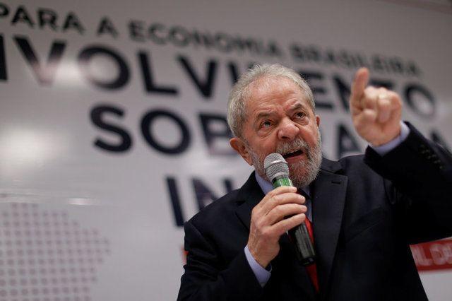 Lula é indiciado pela PF por corrupção passiva