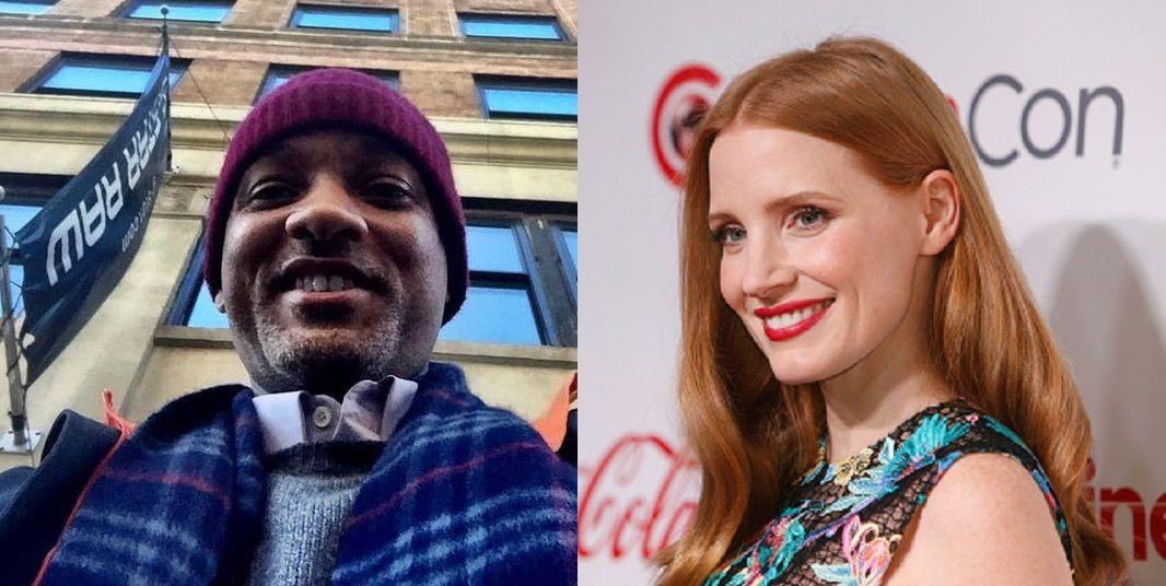 Will Smith e Jessica Chastain vão compor júri de Festival de Cannes