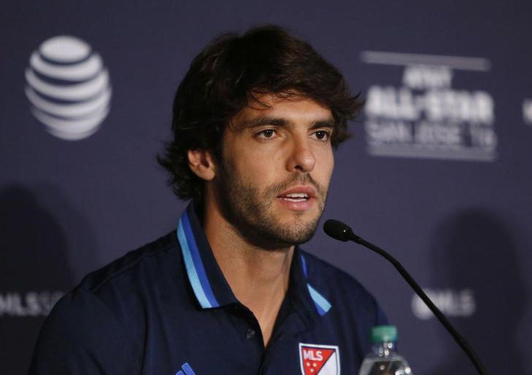 Kaká deixa Orlando no fim do ano e pode voltar ao São Paulo - Band.com.br f397afe572ac5