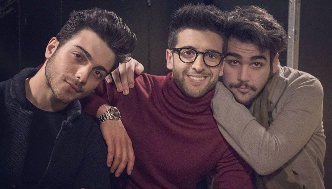 Il Volo cumpre promessa e anuncia shows em SP em setembro