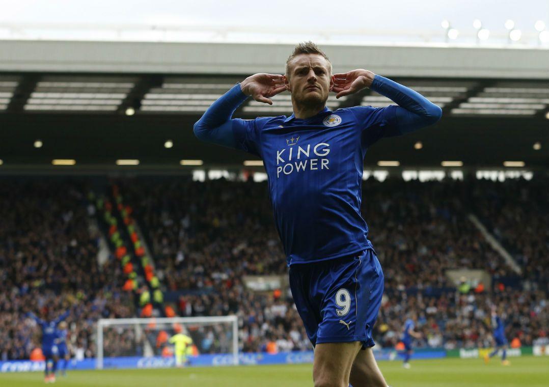 Leicester vence West Brom e afasta risco de rebaixamento