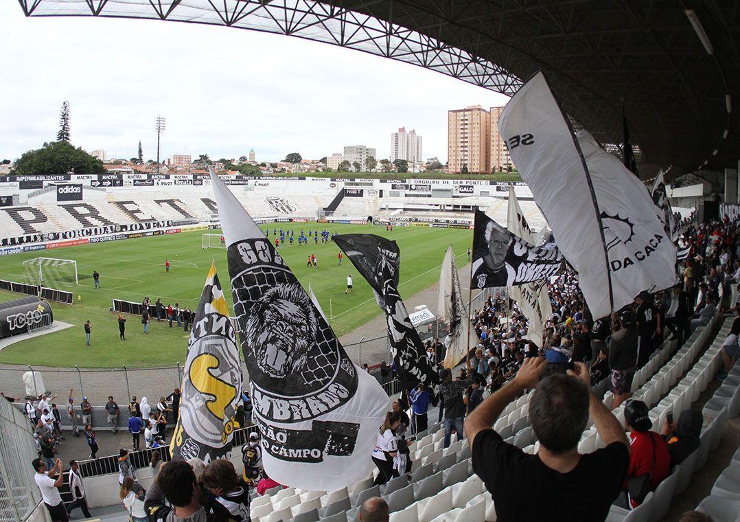 Ponte Preta ganha adrenalina extra antes do primeiro jogo da final