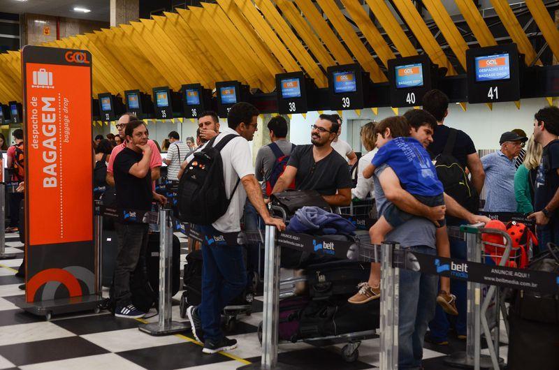 Suspensa liminar que proibia cobrança por bagagem