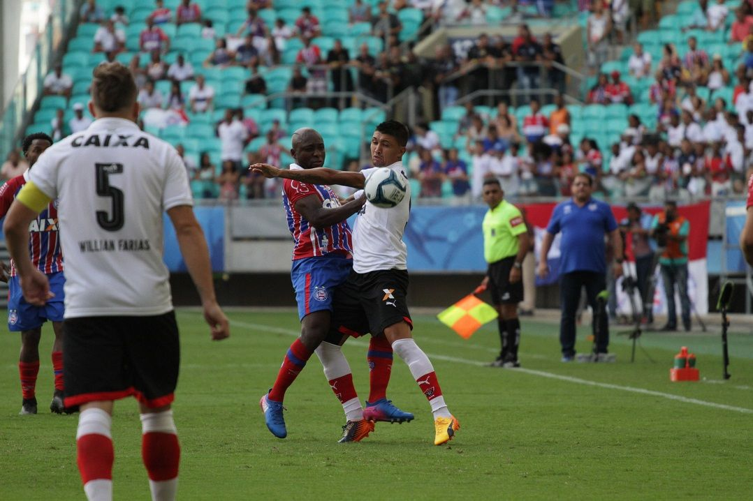 Semi da Copa do Nordeste termina em briga generalizada