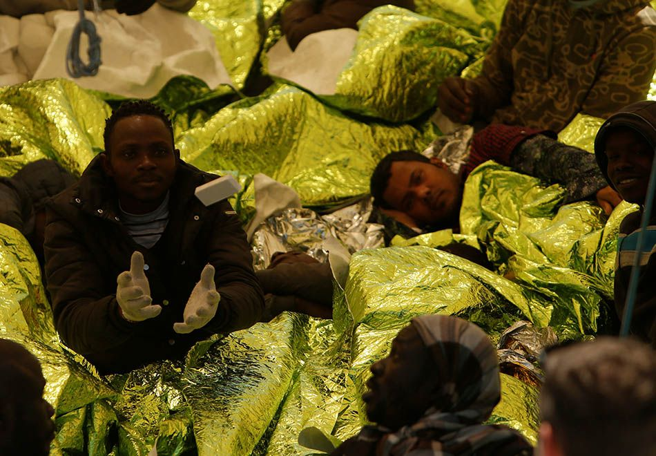 Pesquisa mostra que Ocidente acolhe poucos refugiados
