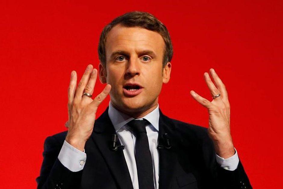 Gabinete nomeado por Macron tem 50% de mulheres