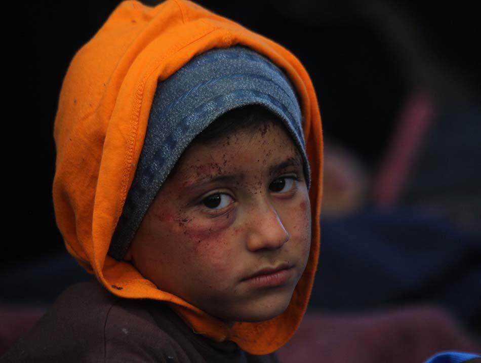 ONU: 24,6 mil crianças refugiadas em risco de transtornos mentais