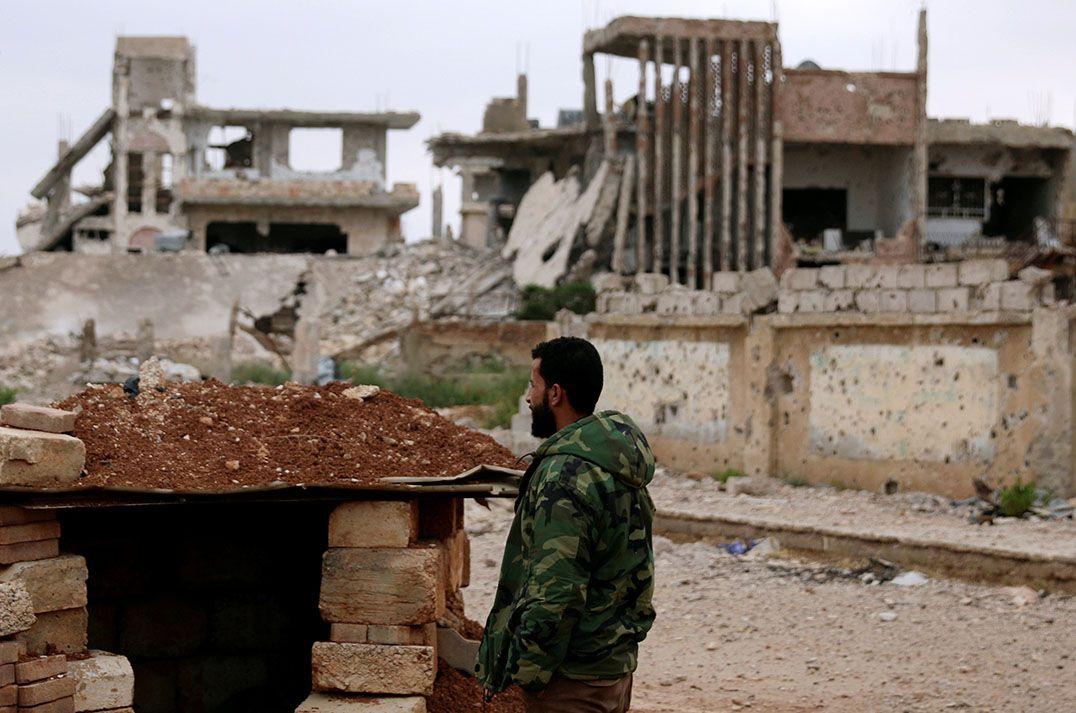 Divisão da Síria é proposta como solução para conflito