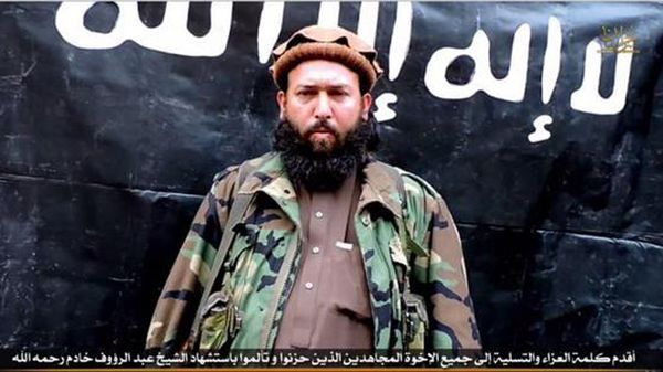 Líder do Estado Islâmico no Afeganistão é morto por tropas do governo