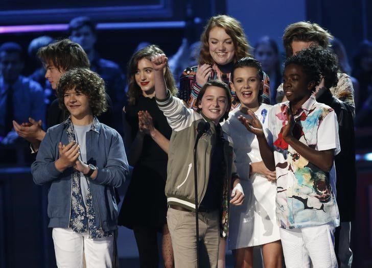 Discursos apaixonados roubam a cena no MTV Awards