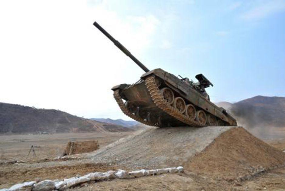 Como comprar um tanque soviético pelo preço de um carro esportivo